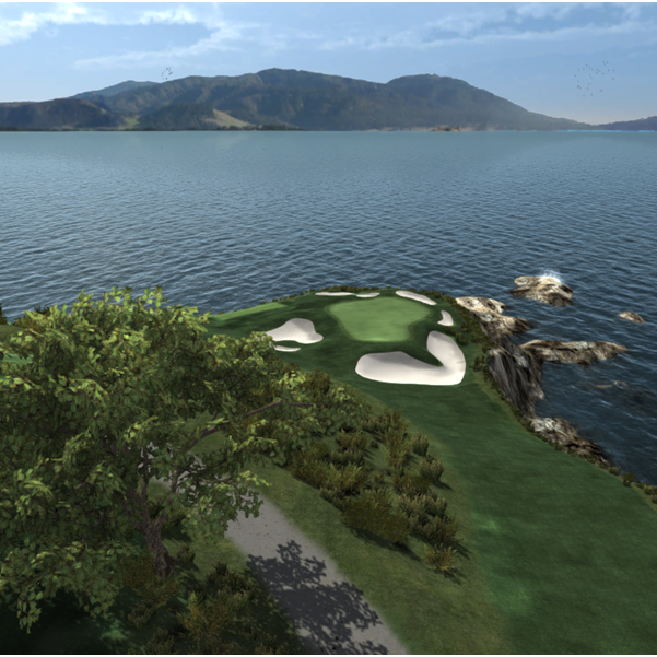 Golf Course Package Four