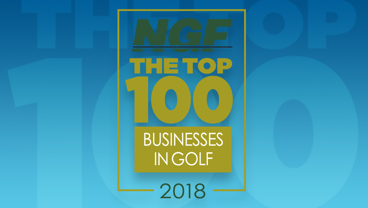Full Swing Top 100 Businesses in Golf