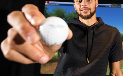 Full Swing Simulators and 2018 NBA Champion Stephen Curry