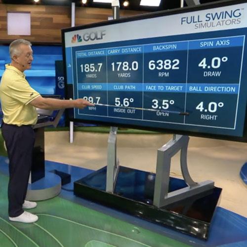 Full Swing on Golf Channel
